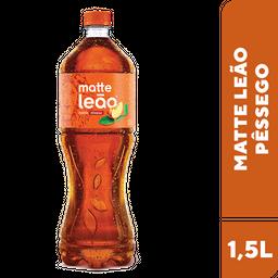Matte Leão Pêssego 1,5L