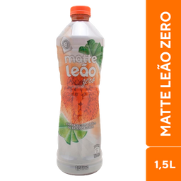 Matte Leão Diet Natural 1,5L