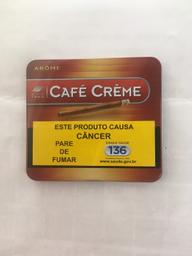 Cigarrilhas Café Creme Arome