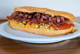 Hot Dog de Calabresa - 15cm