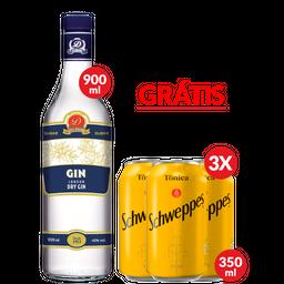 Combo Gin Tônica Dubar