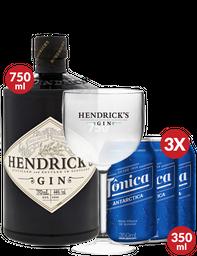 Combo Gin Tônica Hendrick's