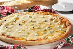 Pizza de Quatro Formaggio