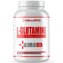 Glutamine 100% Pure Cellgenix 1 Kg
