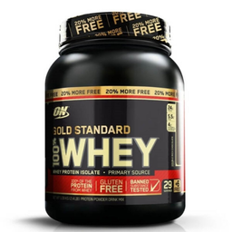 Whey Protein Gold Standard 100% 2,4Lb Optimum Nutrition