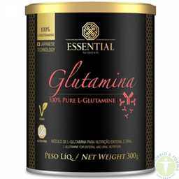 Glutamina 100% Pure Essential Nutrition 300 g