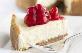 Cheesecake chantilly com cereja