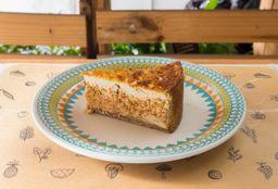 Torta de Frango e Cream Cheese