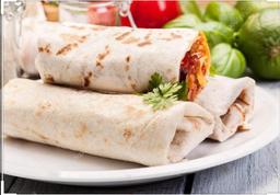 Burrito de pulled pork