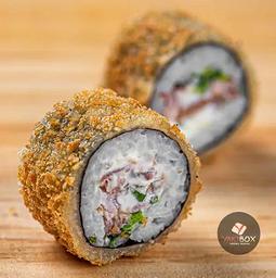 Hot patê de salmão (4 unidades)