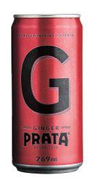 Água Prata Tônica Ginger Lata 269 mL
