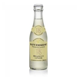 Água Tônica Riverside Premium Ginger 200 mL