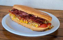 06 - hot dog calabresa simples