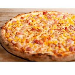 Pizza de Milho e Bacon - Gigante