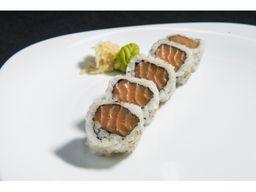 Uramaki salmão - 5 unidades