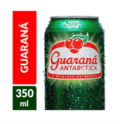 Guaraná antartica 350ml