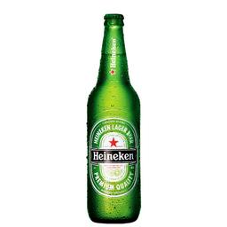 Cerveja long neck heineken