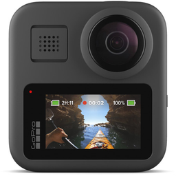Câmera Gopro Max 360 5.6K 16.6Mp À Prova D'Água