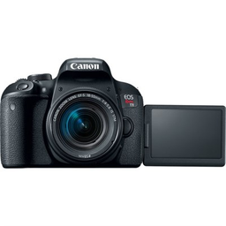 Câmera Canon T7I Com 18-55Mm F/4-5.6 Is Stm