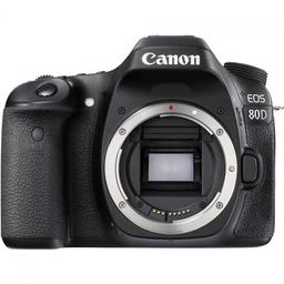 Câmera Canon Eos 80D 24.2 Mp Digic 6