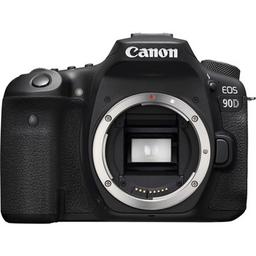 Câmera Canon 90D 4K Wifi