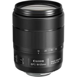 Lente Canon 18-135Mm Ef-S F/3.5-5.6 Is Nano Usm
