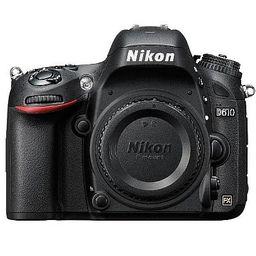 Câmera Nikon D610 24,3 Mp Sensor Full Frame Cmos
