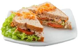 Sanduiche natural - feito na hora