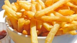 Batata fitness - frita sem óleo