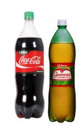 Refrigerante de 1 litro