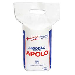 Algodão Rolo Apolo Embalagem Com Alça 500 g