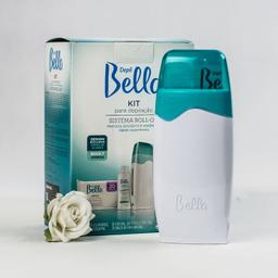 Kit Para Depilação Depil Bella- Sistema Roll On