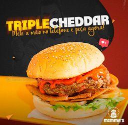 Triplo Cheddar