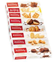 Biscoitos importados Kambly - Diversos