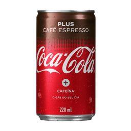 Coca-Cola Café Espresso Plus - 220ml