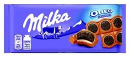 Chocolate Milka Sandwch Oreo 92 g - Cód 267359