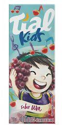 Suco tial kids uva (caixinha)