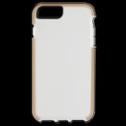 Capa Anti-Impacto Com Borda Iphone 7/8 Plus Dourada