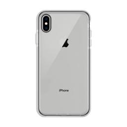 Capa Anti-Impacto Com Borda Iphone XS Max Branca