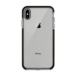 Capa Anti-Impacto Com Borda Iphone XS Max Preta