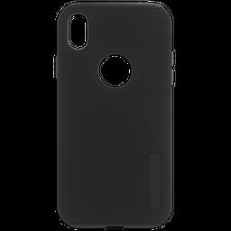 Capa Anti-Impacto Iphone XR Preta Logo