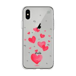 Capa USH Iphone X/XS Coração