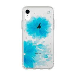 Capa USH Iphone XR Cravo Azul