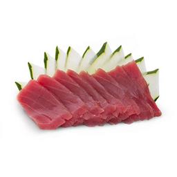 5 peças de sashimis de atum