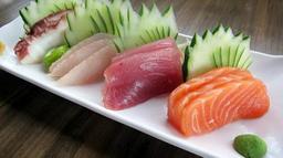 20 sashimis variados