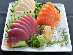 15 sashimis variados