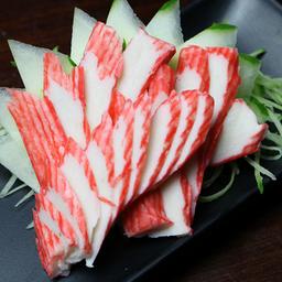 10 sashimis de kani