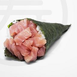 Temaki de atum simples