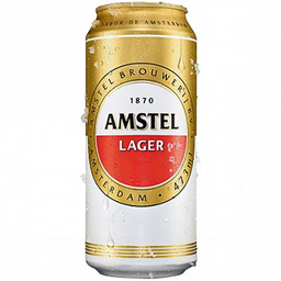 Cerveja latão amistel( puro malte)