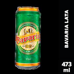 Cerveja Latão Classica Bavaria 473 mL